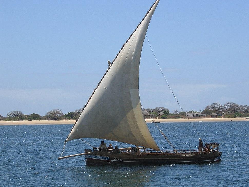 Lamu dhow 5