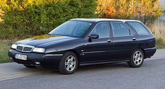 Lancia Kappa - Lancia Kappa SW front side