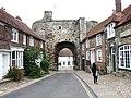 Land Gate, Rye - geograph.org.uk - 1423314.jpg