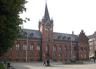 Landskrona Municipality Municipality in Skåne County, Sweden