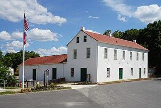 Landmark Inn State Historic Site