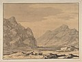 Landscape with Riverbed and Mountains MET DP805654.jpg