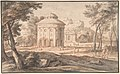 Landscape with Two Classical Temples and Figures MET DP802071.jpg