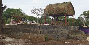 Muʻa (Tongatapu) - Image: Langi Namoala