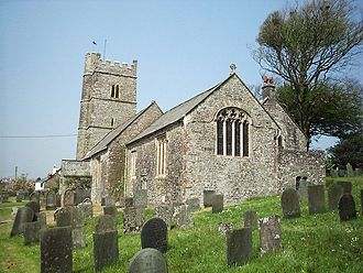 Langtree - Langtree church