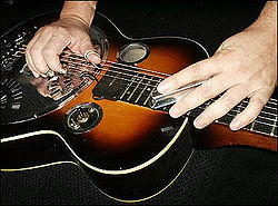 Slide Guitar Wikipedia