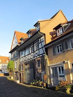 Lauergasse in Ettlingen