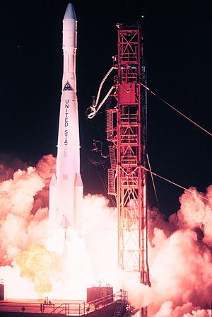 ESSA-9 - Image: Launch of ESSA 9 Spac 0044