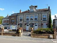 Launois-sur-Vence (Ardennes) mairie, bureau de poste.JPG