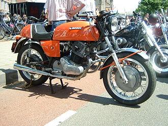 Laverda - Laverda 750 SF (1972)