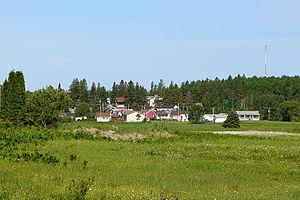 Laverlochère, Quebec - Image: Laverlochere QC 2