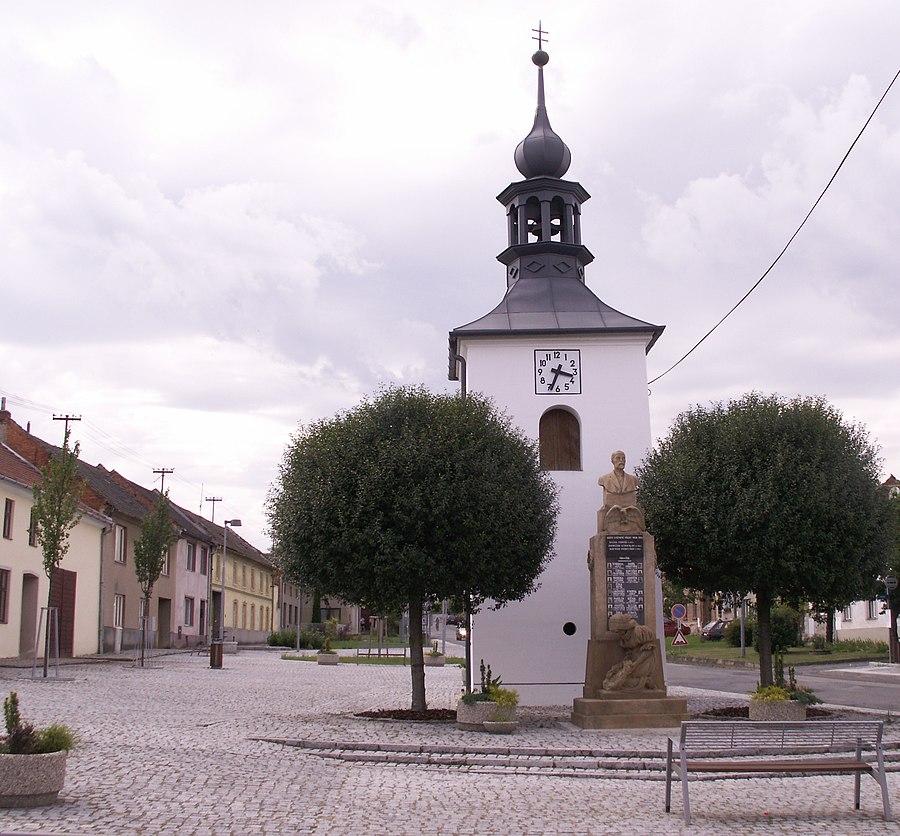 Lešany (Prostějov District)
