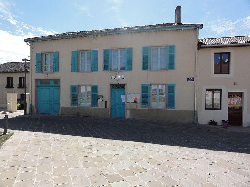 Le Bouchon-sur-Saulx (Meuse) mairie