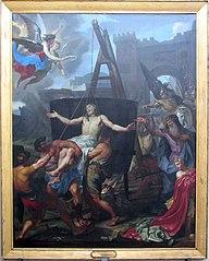 Le Martyre de saint Jean à la porte latine