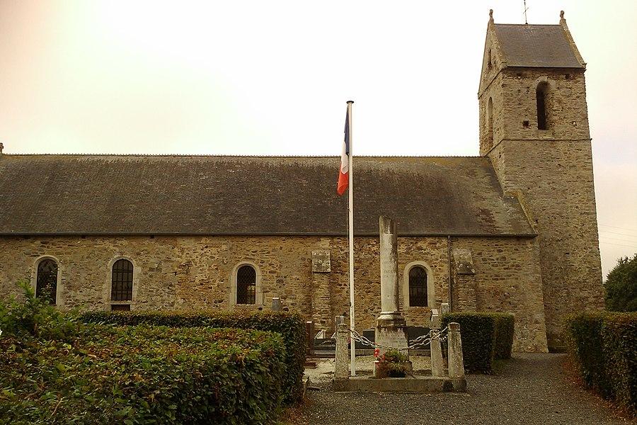 Église Saint-Pierre du Mesnil-Eury