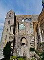 Le Mont-Saint-Michel Abbaye de Mont-Saint-Michel Cloître 01.jpg