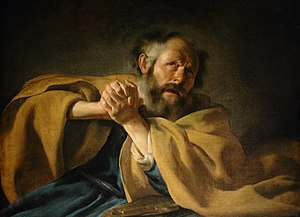 The Repentance of Saint Peter