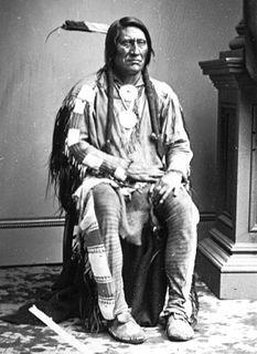 Lean Bear Cheyenne peace chief