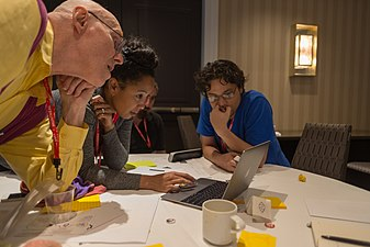Learning Days at Wikimania 2017 01.jpg