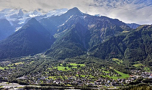 Lec Houches view 2