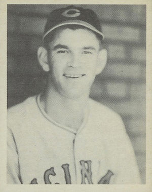 Lee Grissom - Image: Lee Grissom 1939Play Ball