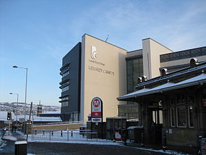 Leeds City College - Keighley Campus