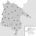 Leere Karte Gemeinden im Bezirk SD.png