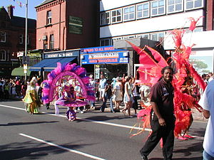 The Leicester Caribbean Carnival