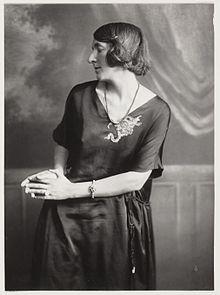 Gertrud nackt