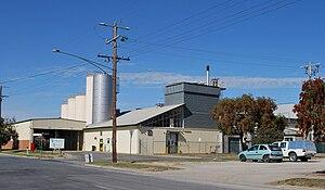Leitchville, Victoria - Murray-Goulburn dairy
