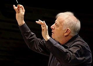 Leonard Slatkin American conductor and composer
