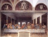 Leonarda da vinci, last supper 01.jpg
