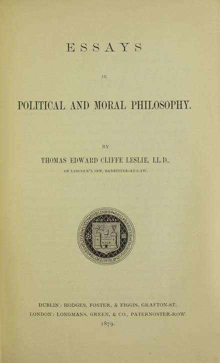 War: essays in political philosophy