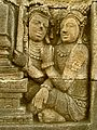 Level 1, Inner Wall Bottom - Borobudur - 088 Divyavadana, West Wall, Panel 63 (detail, far right) (8598625907).jpg