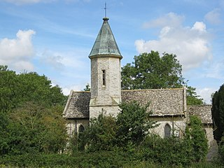 Lew, Oxfordshire Human settlement in England