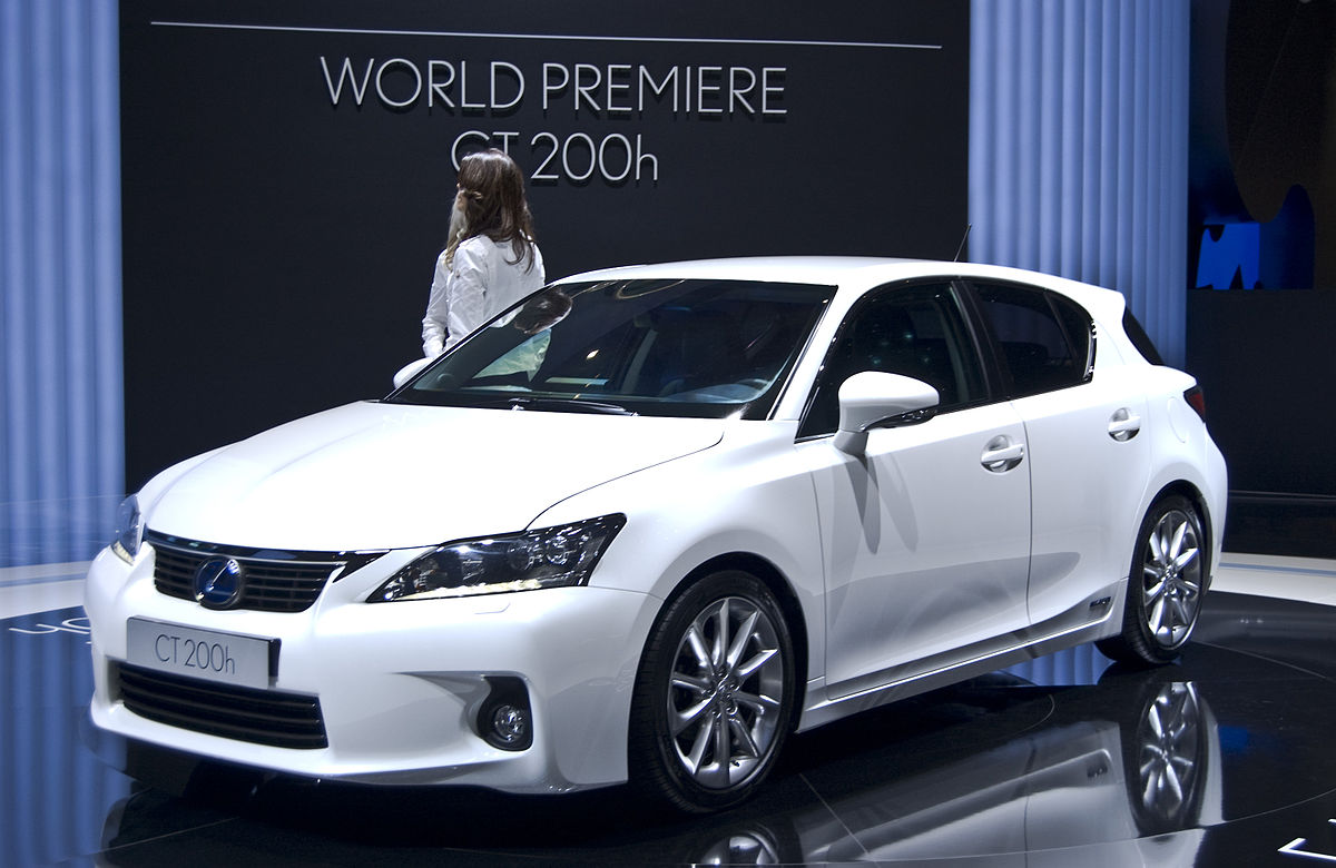 Lexus Ct Wikipedia
