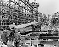 Liberty ship construction 02 keel laying.jpg