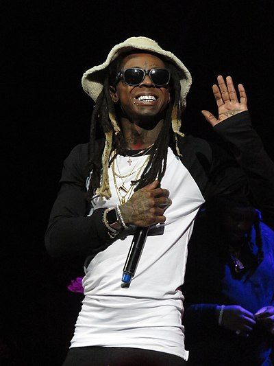 Picture of a band or musician: Lil Wayne