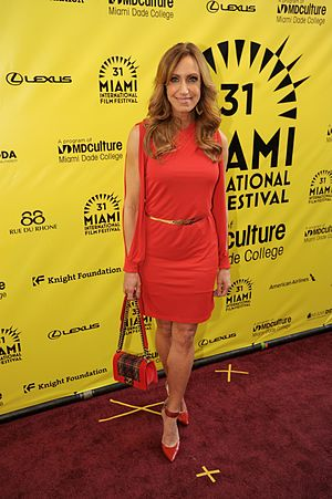 Lili Estefan - Estefan at the 2014 Miami International Film Festival