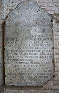 Lille Eté2016 Eglise Sainte-Catherine .- Gravestones (1).jpg