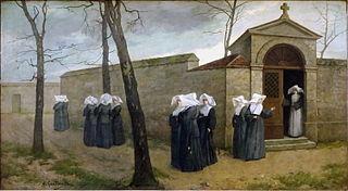 La promenade des soeurs