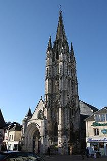 Lillebonne - Église Notre-Dame 02.JPG