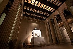 Sylacauga marble - Image: Lincoln memorial