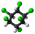 Lindane (chair) molecule ball.png
