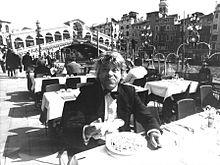 Lino Toffolo in Riva del vin