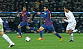 Lionel Messi Player of the Year 2011 running.jpg