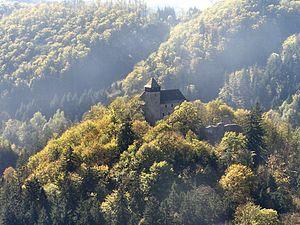 Litice Castle - Litice Castle