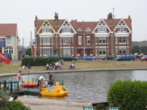 Littlehampton - The Oyster Pond