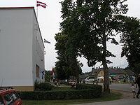 Livonian culture centre in Mazirbe.JPG