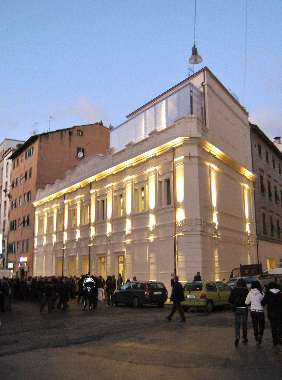 Ex cinema teatro Lazzeri - Wikipedia